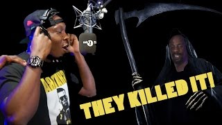 Dizzee Rascal & General Levy - #SixtyMinutesLive (CUT) HOT PERFORMANCE