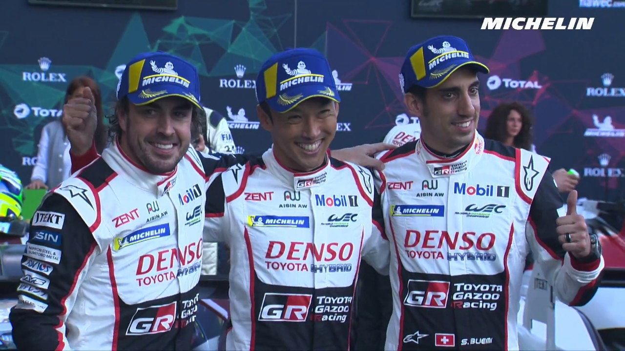 Highlights 2018 2019 Fia Wec 6 Hours Of Spa Francorchamps