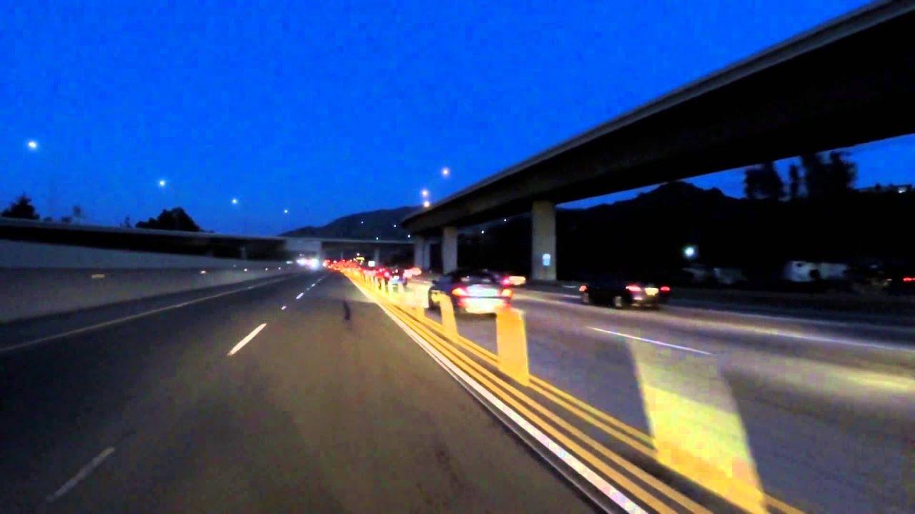 91 Express Lanes - Eastbound