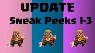 Clash of Clans: Dezember Update Sneak Peek #4: Recap 1-3 und kleinere Änderungen [Deutsch]