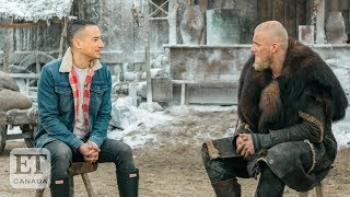 'Vikings' Cast Share Season 6 Look-Ahead | VIKINGS