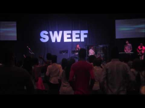 In Jesus name live cover