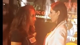 Hoopz About To Get Into Fight With Farrah Abraham
