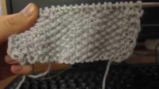 Уроки вязания спицами для новичков.  Учимся вязать узор