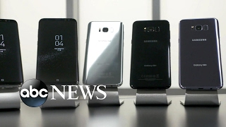 Samsung unveils 'world's most ambitious phone'
