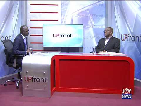 Presidential Staffers - UPfront on JoyNews (25-4-18)