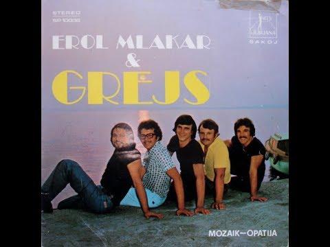 Erol Mlakar & Grejs – Tragom Zvijezda *1975* /// *vinyl*