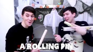 Dan and Phil CRACK #2 I BAKING EDITION