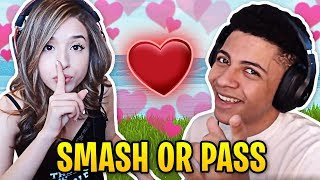 Download Pokimane Answers Myth Smash or Pass! | Fortnite Best Moments #24 Mp3 and Videos