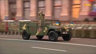 Военный парад 2017
