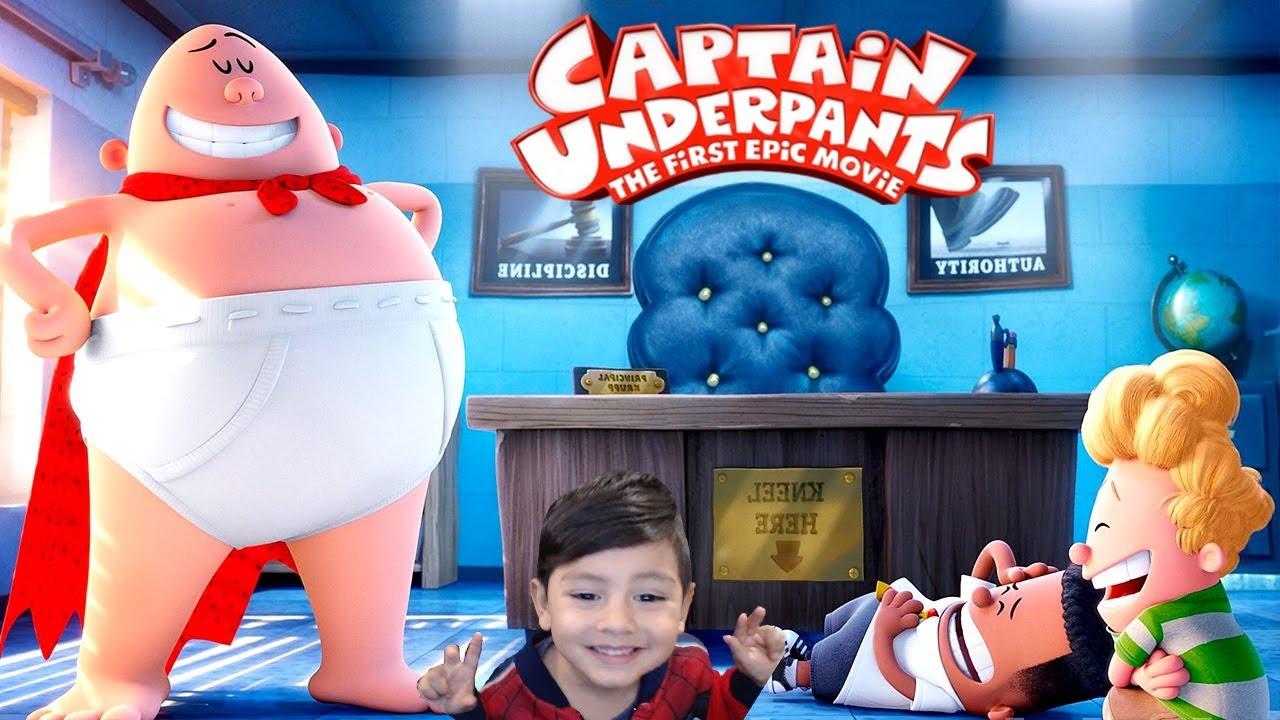 Video de El Capitan Calzoncillos Y Las Aventuras De Superpa al Youtube