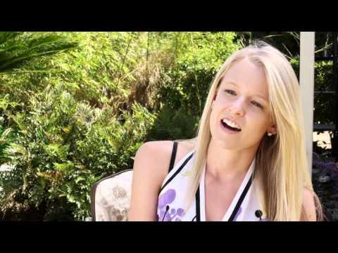Aspiring Hollywood: Edge of Salvation Behind the s  with Kelly Washington