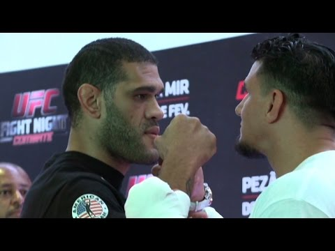 Fight Night Porto Alegre: Open Workout Highlights