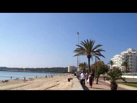 Mallorca Cala Millor Beach 2018/05/22