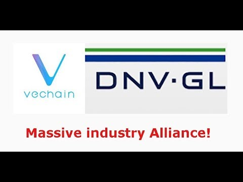 Vechain(VET) In Industry Alliance That Will Receive Up To $8 TRILLION From China!