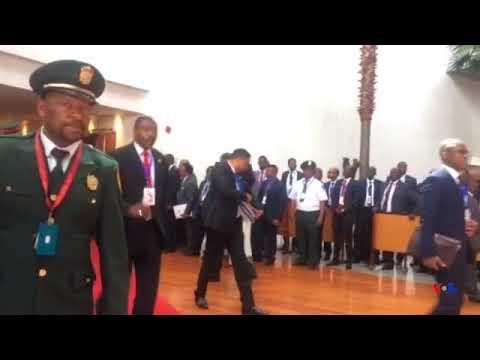 African Union Leaders' Conference - የአፍሪካ ሕብረት የመሪዎች ጉባዔ