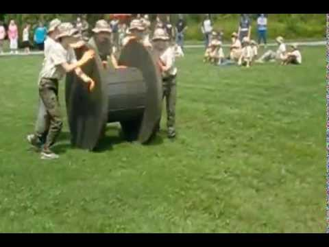 BOOT CAMP for Kids 2014 - YouTube