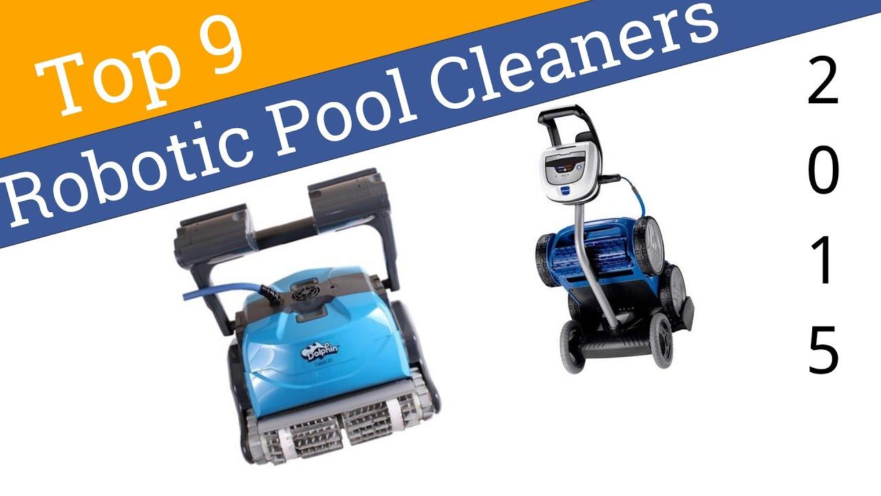 9 Best Robotic Pool Cleaners 2015 Funnydog Tv