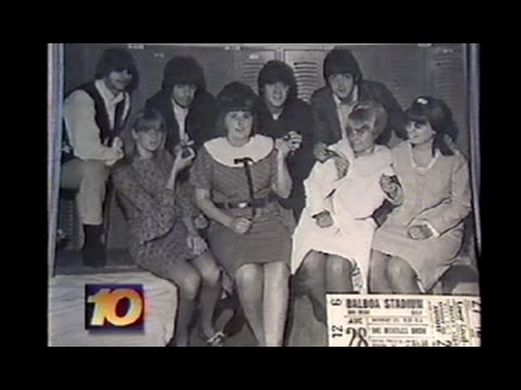 1965 - Beatles concert - San Diego, CA