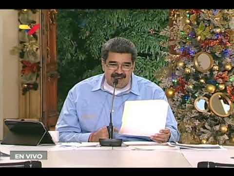 El fuerte regaño de Maduro ante irrespeto a bioseguridad y repunte del Covid-19 en diciembre
