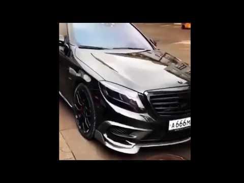 New Mercedes S Brabus 730 biturbo Review 2019