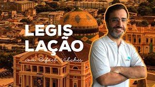 [SEMANA ISS MANAUS] Legislação com Rafael Vilches