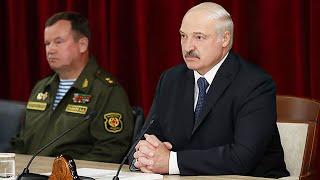 Лукашенко: Во власть просятся, а пороху не нюхали! Не служил в армии – тебя там быть не должно!