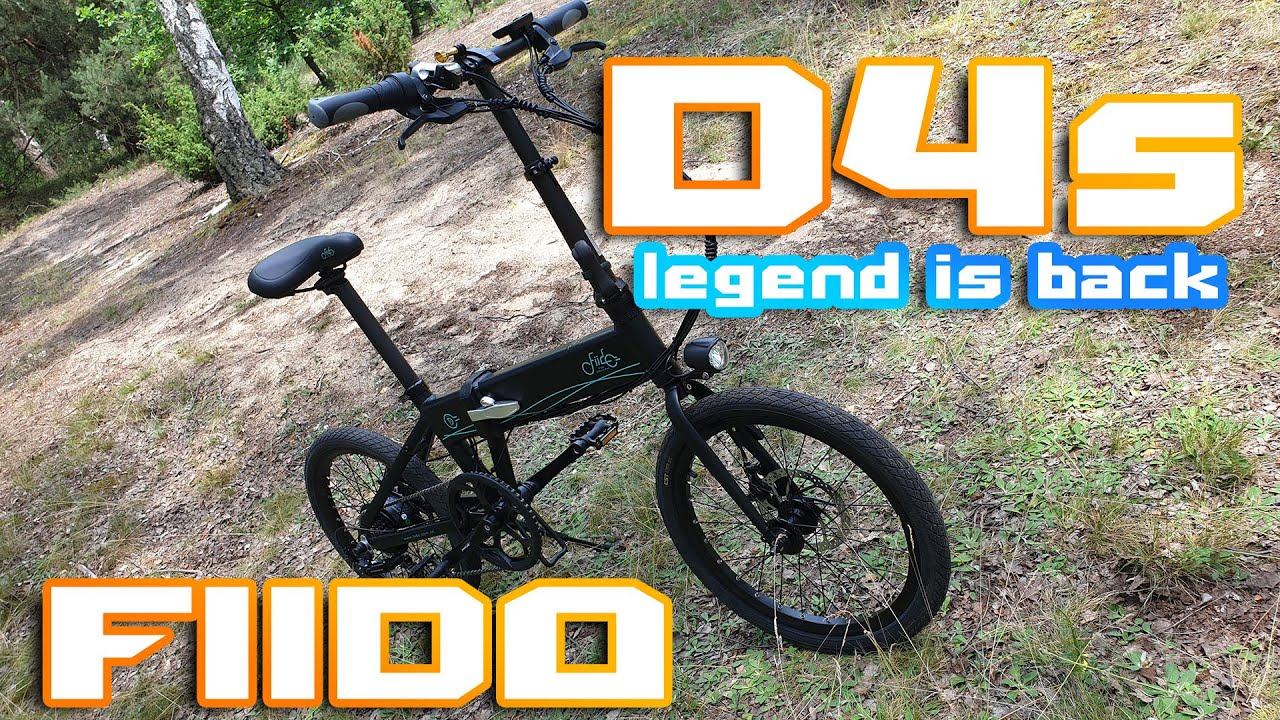 Fiido D4s Still Best Ebike for the Price ! 🚴‍♀️ Legend is back 🚀 ! Review and short Test