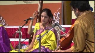 2012 - Concert by Ranjani Gayathri