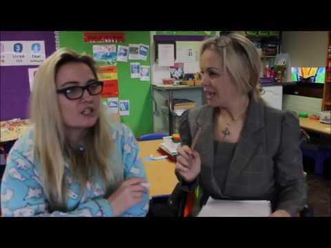 Parent teacher meeting in Dublin