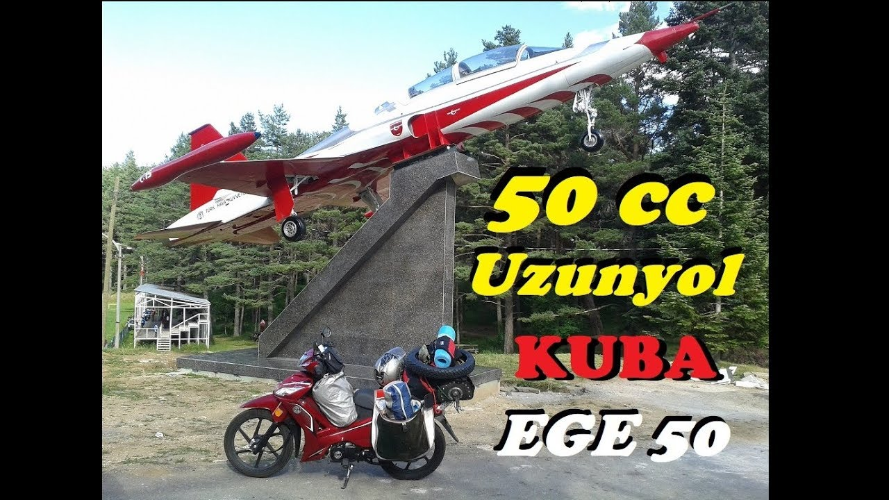 Yuki Gusto ile İstanbul - Ankara - İstanbul(1000 KM Cup 50 CC Uzun Yol) 2. Bölüm