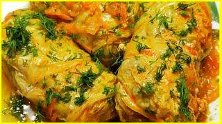 Рецепт самых вкусных голубцов из молодой капусты в соусе, Голубцы домашние в мультиварке