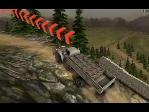 Forest Truck Simulator Teaser