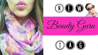 New Beauty Guru Tag! Thumbnail