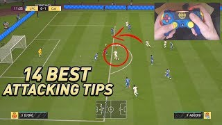 14 BEST ATTACKING TIPS TO QUICKLY IMPROVE IN FIFA 20