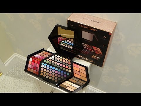Colour Cargo 'All Colour Fix' Makeup Cosmetics Set 130 Shade Palette
