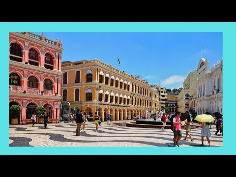 how to go to venetian macau from senado square