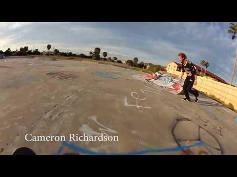 Cameron Richardson in San Mo Boys