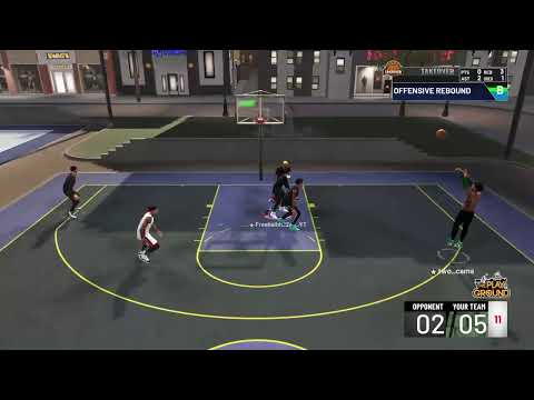 NBA2K19 BEST SHOT CREATOR ALIVE HD