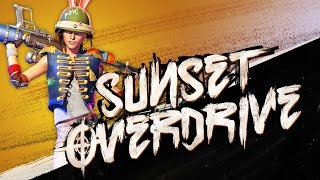 Remember I Said Sunset Overdrive Is Coming To The PC? Well...Yeah.