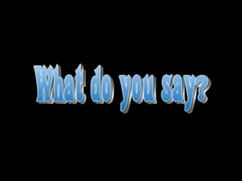 Mickey Avalon - What do you say (Official song) *Lyrics ...