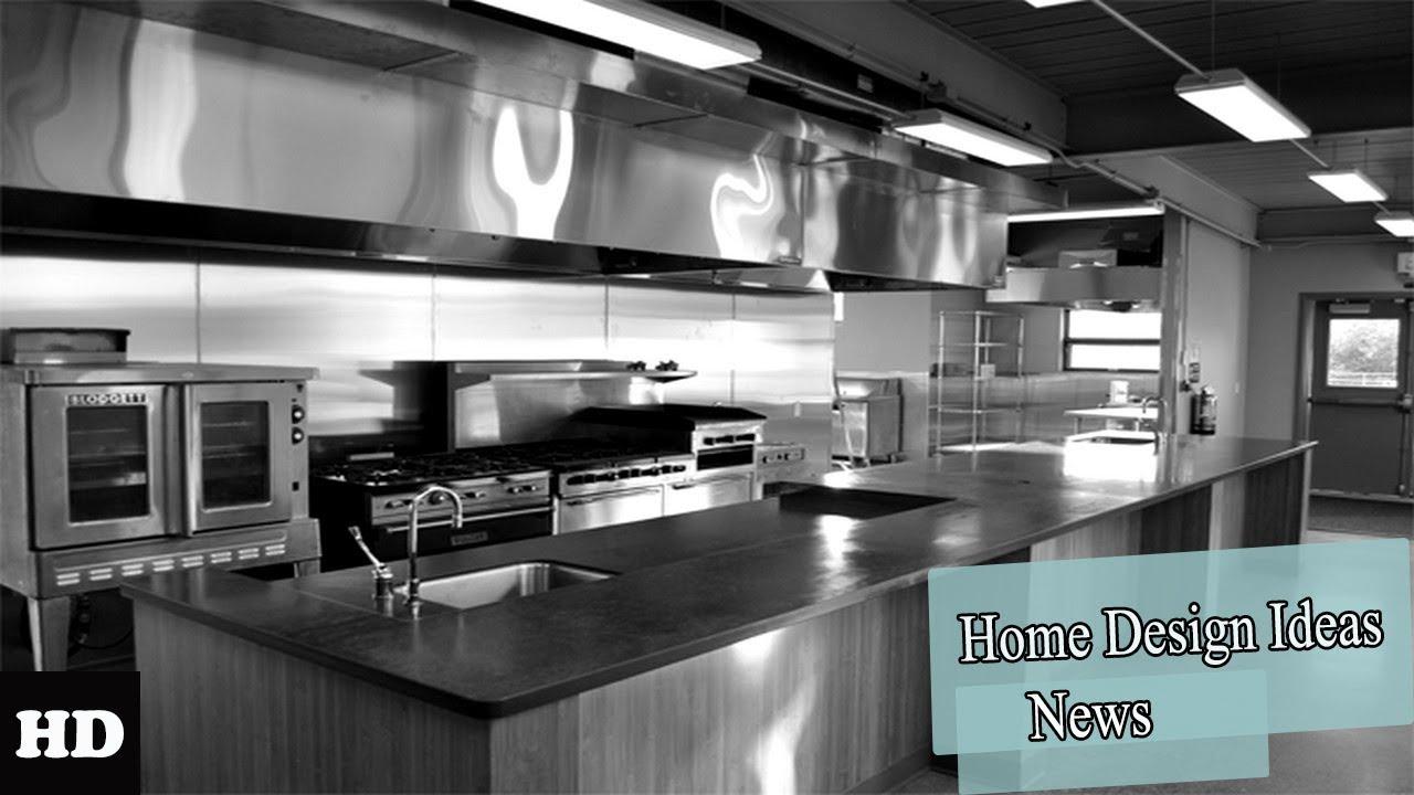 Ergonomic Modern Kitchen - Small Kitchen Design Ideas 2019 ...