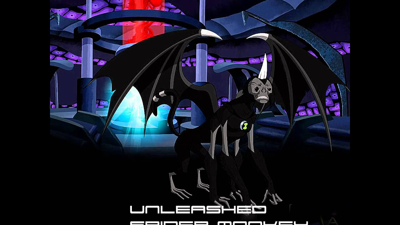 ben 10 ultimate unleashed