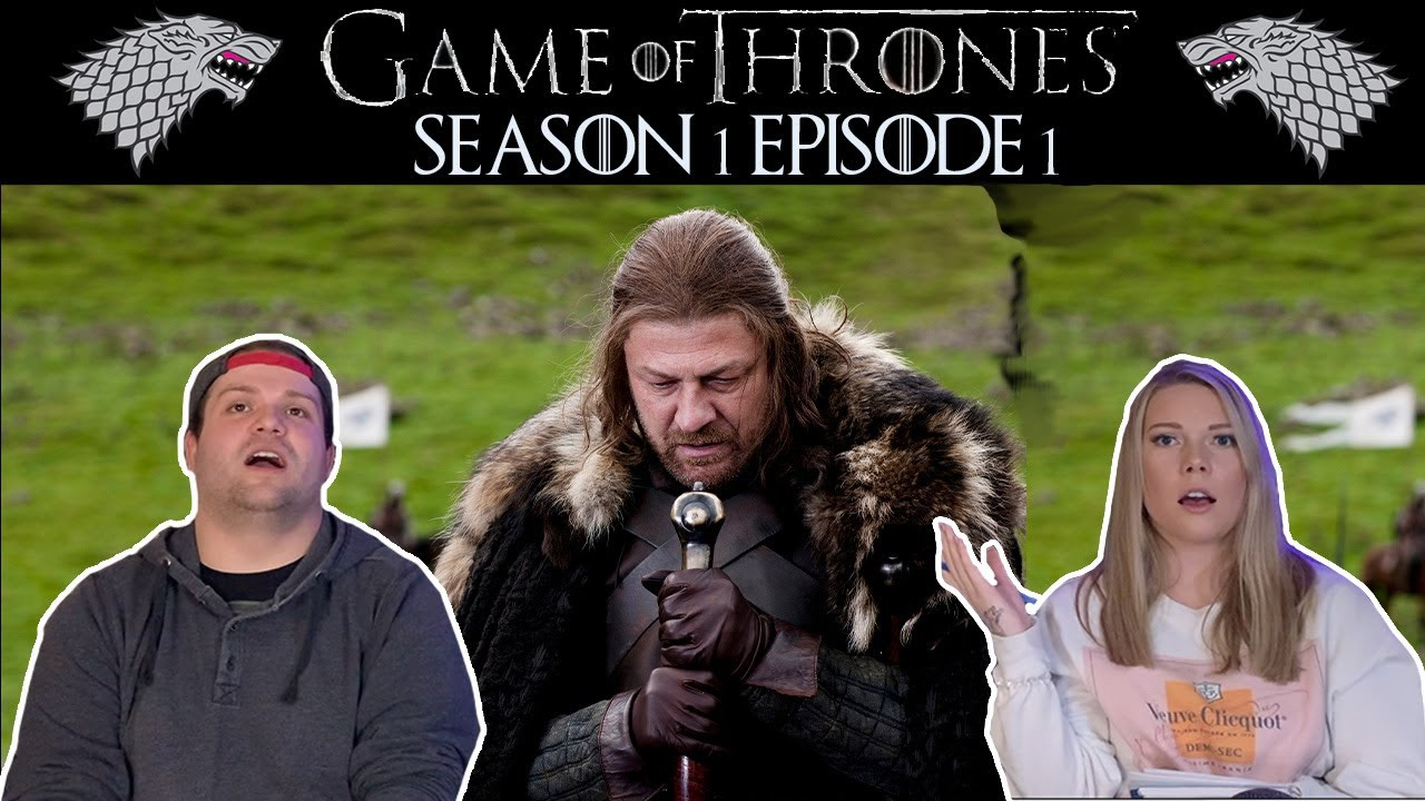 Download WATCHING Game of Thrones Season 1 Episode 1  Winter Is Coming  FIRST TIME  Addies REACTION