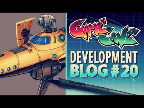 Game Cave Dev Blog #020- Jolly Dagger 3D Model Rev 02