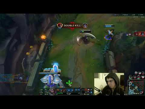 07/06/19 Tryndamere vs Aatrox Top | Take ghost and run at him
