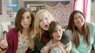 dove cameron what a girl is song official disney channel uk hd