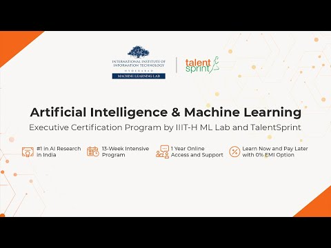 Introduction to AI & ML | Coding Bootcamp