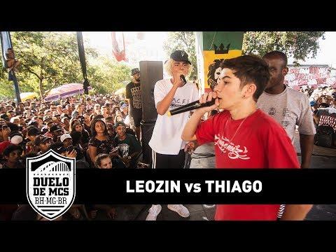 Leozin vs Thiago (Final) - Batevolta - Duelo de MCs - 28/01/18