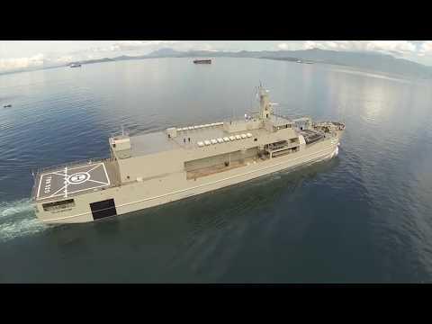 KRI Teluk Bintuni 520